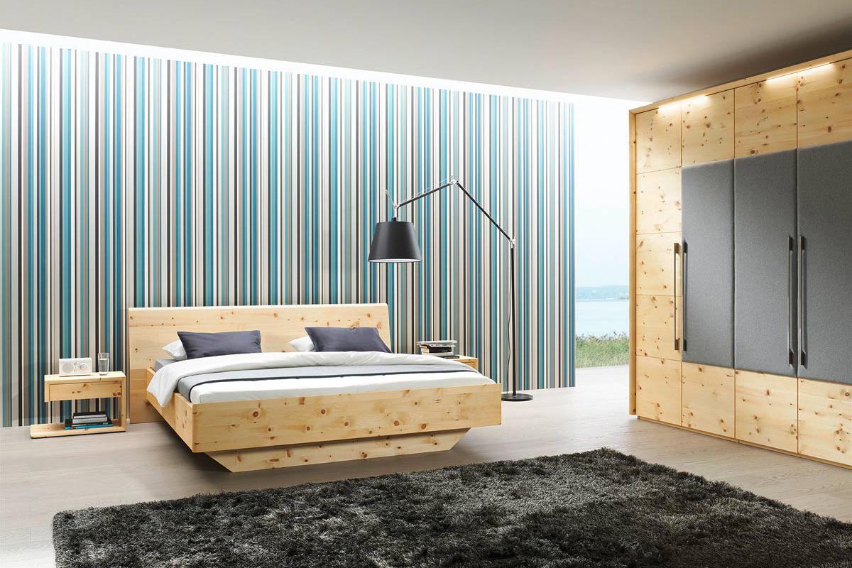 zirbenmöbel | bühler, Schlafzimmer entwurf